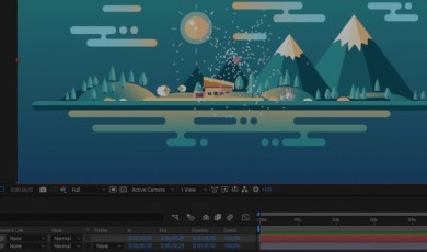 After Effects: Trapcode Particular