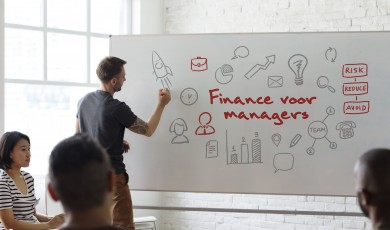 Finance voor managers (MBA)